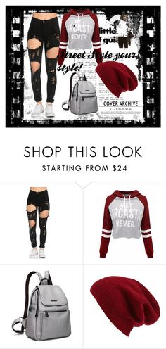 """""""What do you think?"""" by w-zajac on Polyvore featuring moda, WithChic i Halogen"""