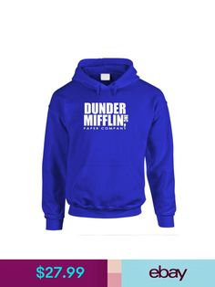 Kind-Hearted Winter Hoodie Dunder Mifflin Inc A Paper Company Funny Tv Show Holiday Gift Hoodies Cotton Fashion Sweat Homme Hoodie Sweatshirt Men's Clothing
