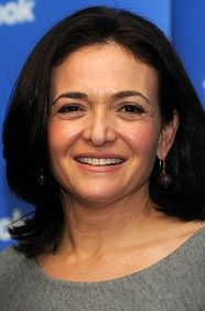"Sheryl Sandberg - Forbes Power Women:  COO Facebook.  ""I don't believe in 'having it all,'"" she says. ""But I do believe in women and men having both a successful career and family. The more women we get into positions of power, the more likely we'll get that."""