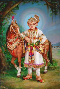 Swaminarayan Mural Painting, Fabric Painting, Hd Wallpapers 3d, Funny Happy Birthday Pictures, Bal Krishna, Lord Vishnu Wallpapers, Hindu Mantras, Ganesha Art, God Pictures