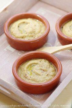Caviar d'aubergines aux pommes