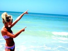 cant wait to be at the beach.. Spring break hurry up