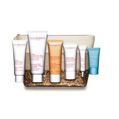 CLARINS-Vos indispensables week-end! - Coffret Soin