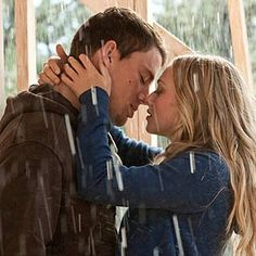 """You don't scare me John..."" ""Well, you scare me"" - Dear John"