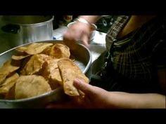 Como hacer enchiladas hondureñas  - Kathy From Honduras - http://www.KathyFromHonduras.com