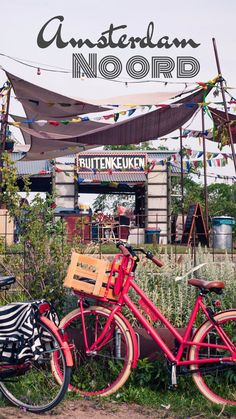 Welcome to Noord - the coolest neighborhood of Amsterdam. Here's a hipster's guide to Amsterdam-Noord with information about how to reach, where to stay, things to do and more! #amsterdam #amsterdamnoord #netherlands  Cover photo by Mr. Amsterdam [CC BY-SA 2.0] via Flickr
