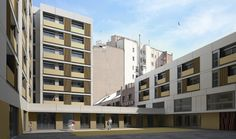 154 Viviendas de Alquiler, Equipamientos y Aparcamiento, Barcelona_7