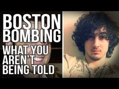 Boston Bombing: What You Aren't Being Told; bothersome, to the core...