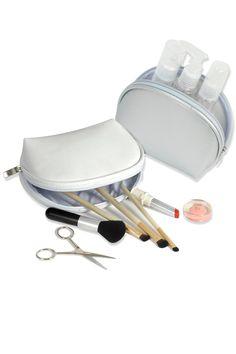 Geantă pentru cosmetice din PVC, dimensiuni: 13 x 5 x 15cm, special concepută pentru personalizare.