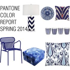 Pantone Color Report Spring 2014 - Dazzling Blue