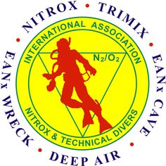 IANTD - International Association of Nitrox and Technical Divers