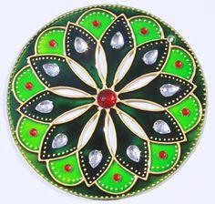 Mandala Glass