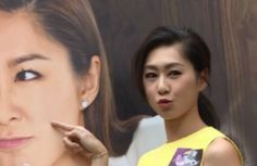 Nancy Wu does not deny being desperate for marriage, but admits she is not sure if she has found her Mr. Right.