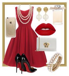 Designer Clothes, Shoes & Bags for Women Rifle Paper Co, Anne Klein, Lime Crime, Versace, Tory Burch, Christian Louboutin, Chanel, Shoe Bag, Polyvore