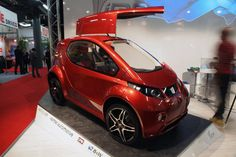 Single-Seat Electric Car Sells Out First Year's Production - EVWORLD.COM