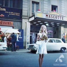"1968 – ,,Przygoda z piosenką"" Bruce Willis, Duffy, Role Models, Poland, Style Icons, 1, White Dress, Hipster, Actresses"