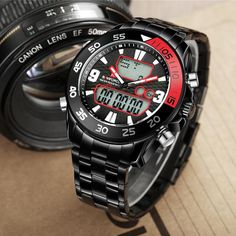 $46.98 (Buy here: https://alitems.com/g/1e8d114494ebda23ff8b16525dc3e8/?i=5&ulp=https%3A%2F%2Fwww.aliexpress.com%2Fitem%2FNAVIFORCE-Brand-Watch-Men-Militay-Digital-LED-Multifunctional-Stopwatches-Quartz-Sports-Sytle-Auto-Date-Waterproof-Clock%2F32691305436.html ) Luxury Style Waterproof Man Watch Brand NAVIFORCE Digital Fashion Quartz Wristwatch Sports Relogio Masculino Business Clock LX56 for just $46.98
