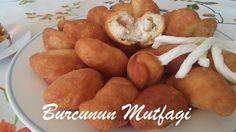 Yağ Çekmeyen Mayasız Pişi Tarifi - Kolay Pişi Tarifi - Burcunun Mutfağı - Yemek Tarifleri - YouTube