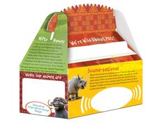 Paper Boxes - Pack of 10 - Roar VBS by Group