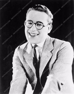 photo Harold Lloyd portrait 3634-15
