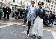 The Best Street Style Pics From the Paris Haute Couture Shows