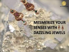 Mesmerize your senses with dazzling jewels. #Jewellery #WomensFirstLove
