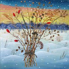 Ольга Кваша / україна, малюнки, живопис, сучасний живопис, ольга кваша Квіти зимового степу