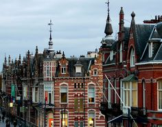 s'Hertogenbosch Facades