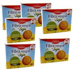 Biscuits Maria Fibres Integrales Soja 600 Grs - Cuetara - Lot 6
