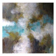 Melissa Payne Baker Mixed Media Painting - Nature on Chairish.com, Melissa Pane Baker, Atlanta based