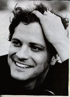 Colin Firth. My word.