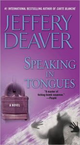 Speaking in Tongues by Jeffery Deaver - Two men of words. One seeking only peace. The other, violence. Tate Collier, once one of the country's finest trial. Psychological Manipulation, Speaking In Tongues, Greatest Mysteries, Forget Him, Ex Wives, Psychopath, True Crime, Writing A Book, Book Lists