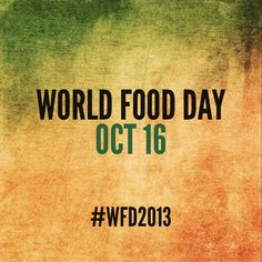 World Food Day | Flickr - Photo Sharing!
