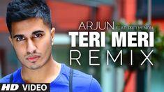 Teri Meri Remix Arjun Priti Menon Bodyguard