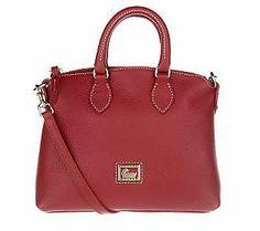 Dooney & Bourke Dillen Leather Crossbody Bag