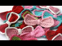 how to attach crochet flowers to a blanket - YouTube