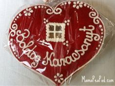 """Gingerbread      """" Boldog Karácsonyt!"""" ( pronounced more or less like Bowl-dog Car-ah-chont ) is """" Merry Christmas"""" in Hungarian.   One..."""