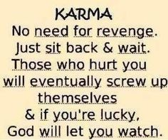 Live this Tuesday on Texas Talk Live with Lezlee we will be discussing Karma. join me while we discuss where Karma comes from? do you believe in Karma? and examples of how Karma has occurred and effected people? Now Quotes, Life Quotes Love, Great Quotes, Quotes To Live By, Funny Quotes, Inspirational Quotes, Payback Quotes, Quote Life, Motivational Quotes