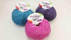 Woolly Hugs Sheep - Produktvorstellung | Redaktion Hug -Veronika Hug