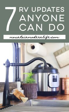 Stunning RV Camper Van Interior Decor Remodel Hacks, And Makeover. To make Roman shades, first gauge the window you want to set them in. Early on, windows were not anything more than holes cut from the structure. Camper Life, Rv Campers, Rv Life, Camper Van, Camping Trailers, Travel Trailers, Happy Campers, Rv Camping Checklist, Rv Homes
