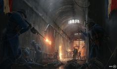 Upcoming Battlefield 1 DLC Gets Concept Art Depicting French Army