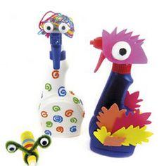 Νεροπίστολα με χρώμα, Ιδέες για Κατασκευές για το Παιδικό Δωμάτιο : kidsfun.gr