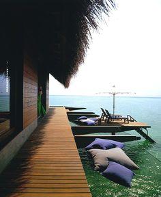 Maldives! Luxury Resort!