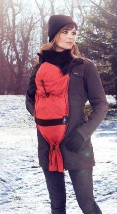 Extension pour manteau grossesse et portage Kokoala Couches lavables portage allaitement