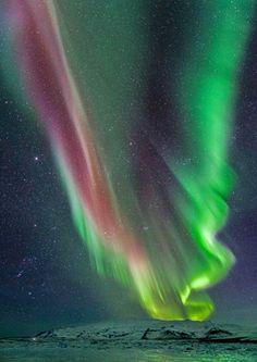 Orion and Aurora over Iceland. APOD, March 24, 2014. See explanation. image credit: Þorvarður Árnason.