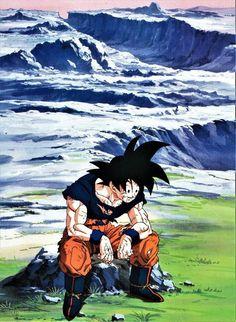 Goku triste - Visit now for 3D Dragon Ball Z compression shirts now on sale! #dragonball #dbz #dragonballsuper