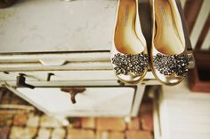 This girl is NOT wearing heels. and who would anyways if you had these pretty things?