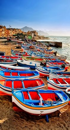 Aspra - Palermo, Italy