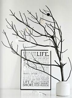 X-mas tree 2.0 #interior #homedeco #xmas #christmastree #xmastree #tree #happyholidays #almostxmas #wonen #interieur #wooninspiratie #kerst #kerstmis #home #living