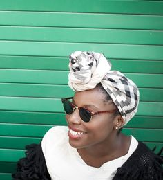 The Conscience Collective: DIY | Creating a Funky Turban